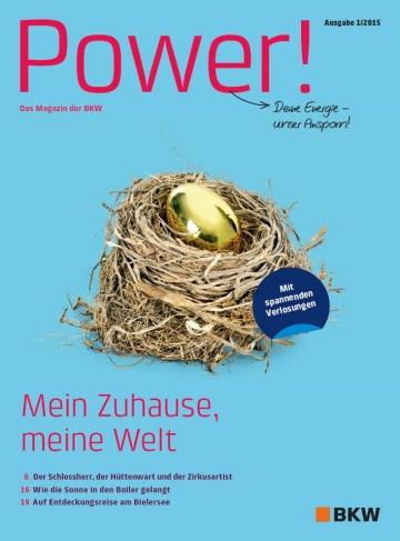 Power 1/15 Titel